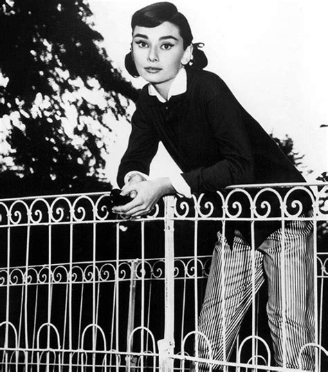12 pieces for an hepburn inspired wardrobe