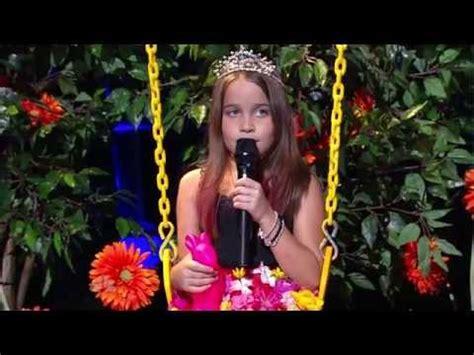 6 year old aaralyn screams her original song zombie skin 6 year old aaralyn screams her original song zombie s