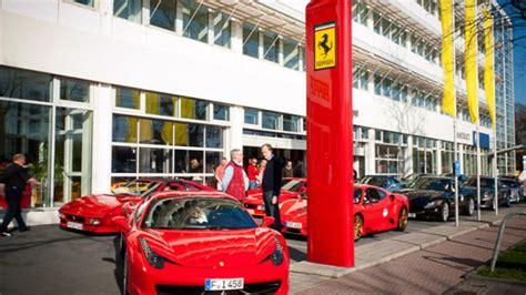 Ferrari Händler by Weltbester Ferrari H 228 Ndler Kommt Aus Frankfurt Autohaus De