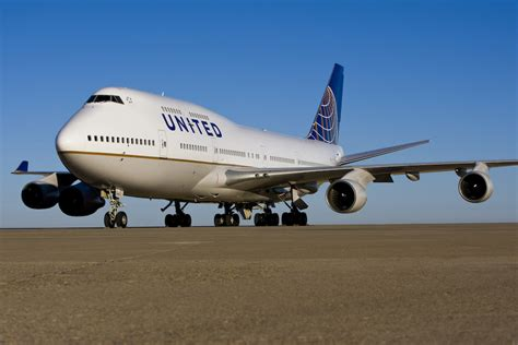 united airline united airlines may park its 747 for more modern planes
