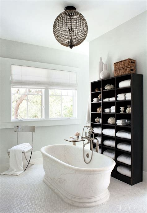 black white and bathroom decorating ideas 20 black and white bathroom decor design ideas
