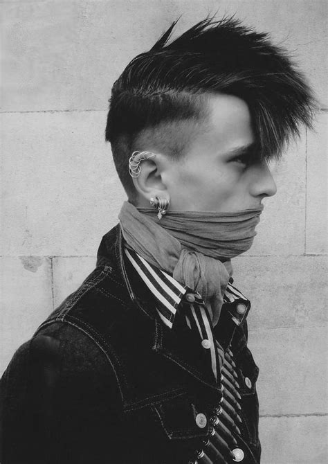 metalcore hairstyles 89 best images about mohawks on pinterest unisex style
