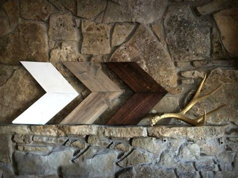 buy rustic decor home chevron wood sign by m home decor on best 25 chevron wooden letters ideas on pinterest