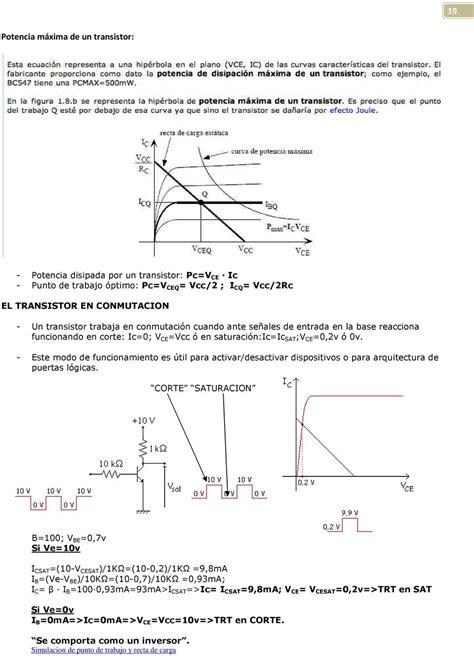 transistor igbt funcionamiento pdf 28 images los transistores y sus aplicaciones p 225 2