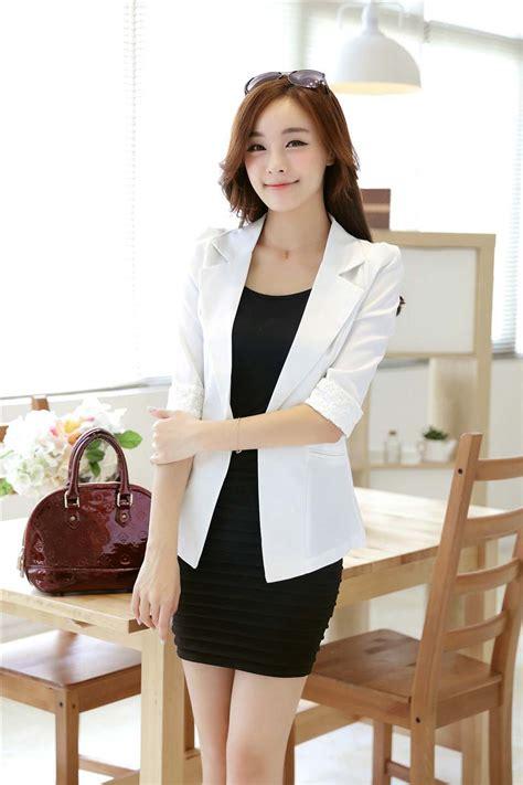 Blezer Kerja Berkualitas jual baju korea berkualitas dan modis shopashop