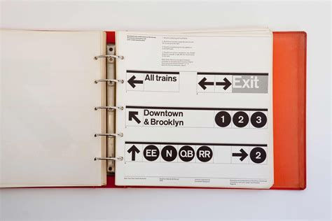 typography manual massimo vignelli s enduring nyc subway legacy curbed ny