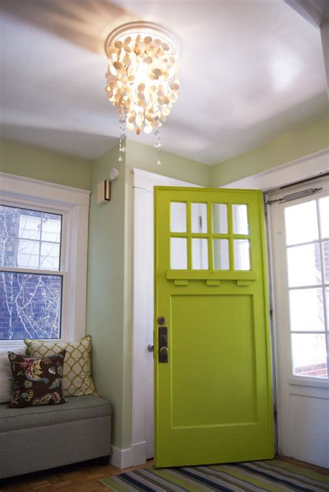 lime green door remodelaholic best paint colors for your home mint