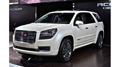 2015 gmc acadia pictures information and specs auto database