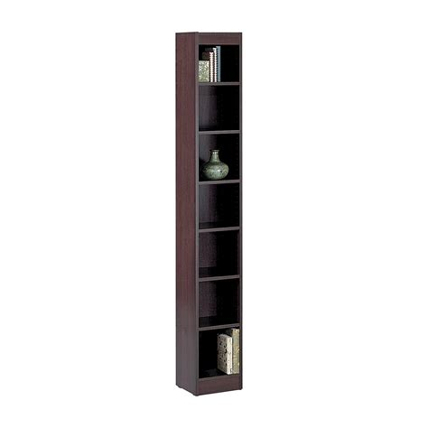 10 inch deep bookcase 187 top 15 narrow bookshelf and bookcase collection
