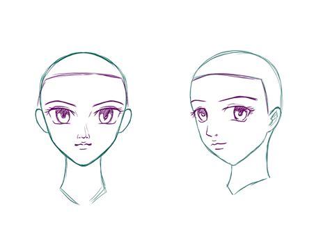 how to draw anime how to draw anime hair draw central