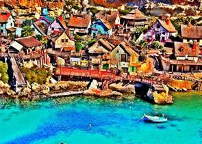 popeye village top 5 small towns in europe i would love to visit two