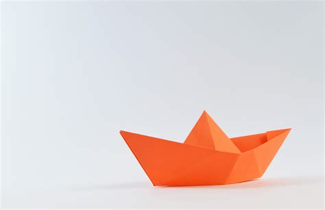 origami boat folding free stock photo of boat folding origami