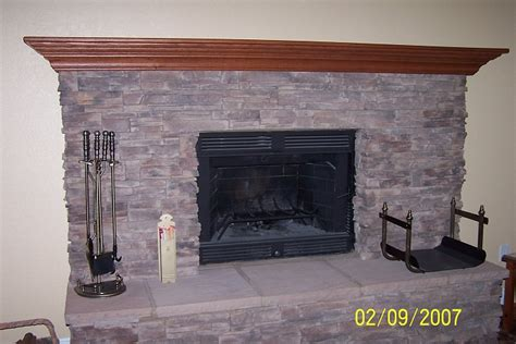 Reface Fireplace Ideas by Refacing A Fireplace Neiltortorella