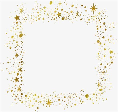 les 233 toiles d or or les 233 toiles bordure image png pour