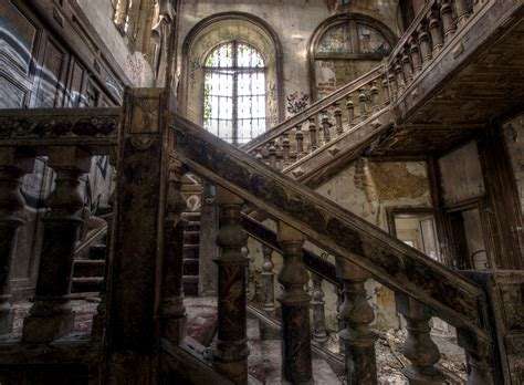 abandoned mansions for sale cheap sadly utterly abandoned stairwells lis anne harris