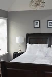grey paint colors for bedroom grey master bedroom behr creek bend grey white