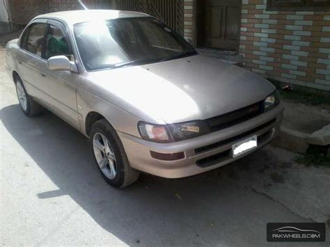 1994 Toyota Corolla For Sale Used Toyota Corolla 1 6 Gli Automatic 1994 Car For Sale In