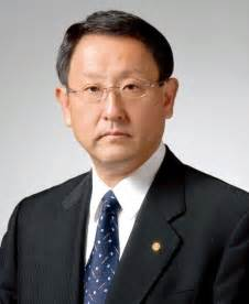 Ceo Toyota Always A Legend Akio Toyoda Marches To Save Japan Industry