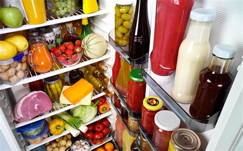 Where To Put Things In Kitchen Cabinets by Is Your Fridge All Wrong The Secrets Of Food Organisation Telegraph