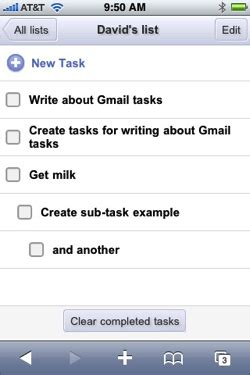iphone gmail layout google brings gmail tasks to iphone ars technica