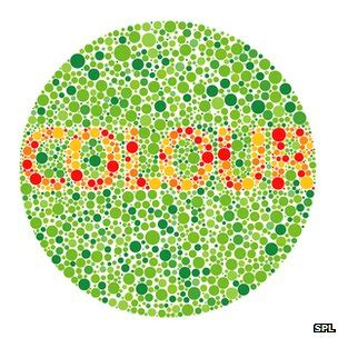 treatment for color blindness in color a cure for color blindness