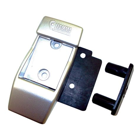 rv awning bracket fiamma aluminium leg wall bracket