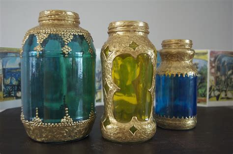 Diy Lantern Lights Domythic Bliss Inexpensive Moroccan Lantern Diy