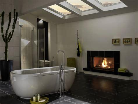 kamin im badezimmer planungswelten - Kamine Im Badezimmer