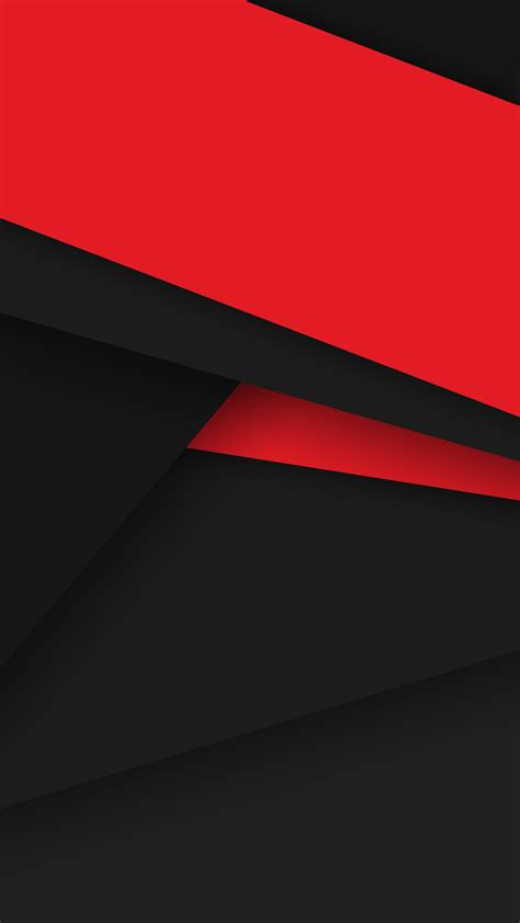 wallpaper android red material design red black hd wallpapers for android mobile