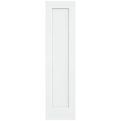 Impact Plus 47 In X 80 In Beveled Edge Mirror Solid Core Beveled Mirror Closet Doors
