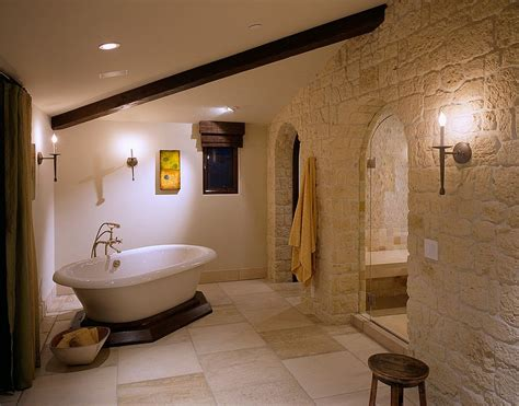 stone wall bathroom 30 exquisite and inspired bathrooms with stone walls