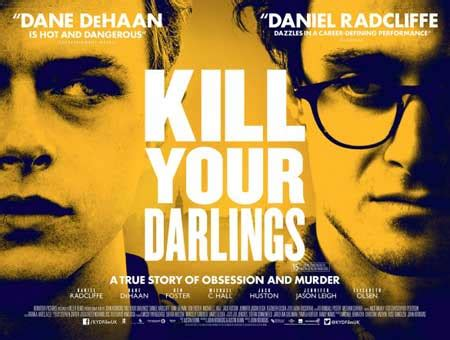 film biography books movie review kill your darlings david meadows