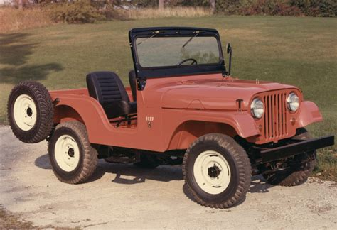 jeep willys jeep 174 heritage 1955 jeep willys cj 5 the jeep blog