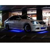 7 Color LED Underbody Kit  Undercar Lights Under