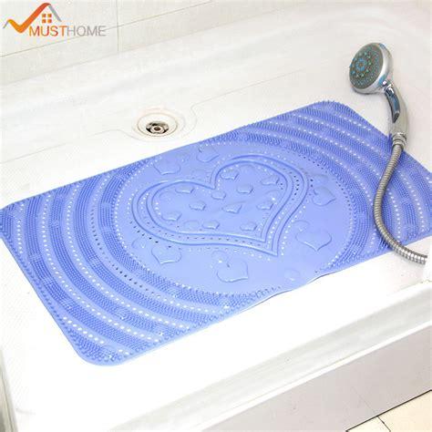 waterproof bath rug aliexpress buy 14 96 26 37in bathrub pvc bath mat waterproof bathroom mats
