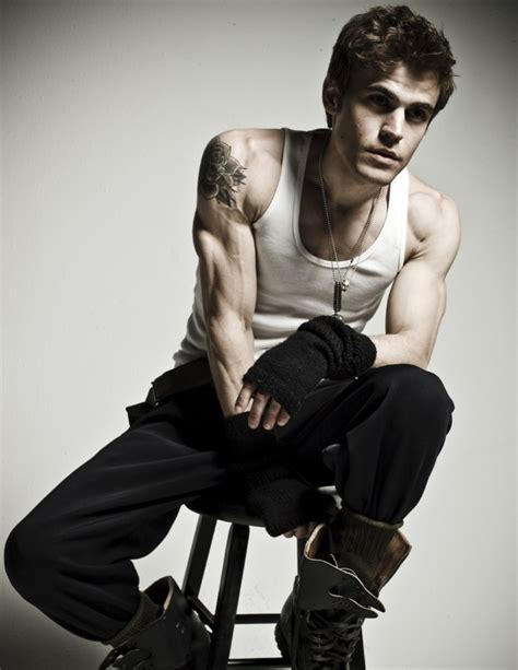 paul wesley tattoo paul wesley collection