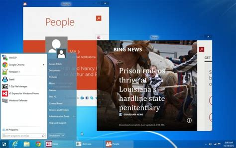 8 To Look Like This by How To Make Windows 8 Or 8 1 Look And Feel Like Windows 7