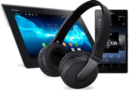 Headshet Sony sony wireless headphones bluetooth v3 0 nfc compatible