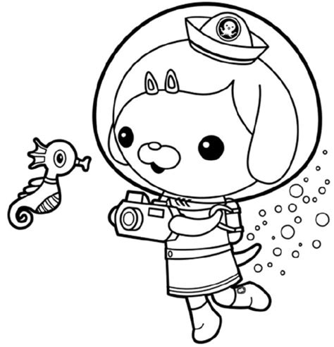 print download octonauts coloring pages for your kid s