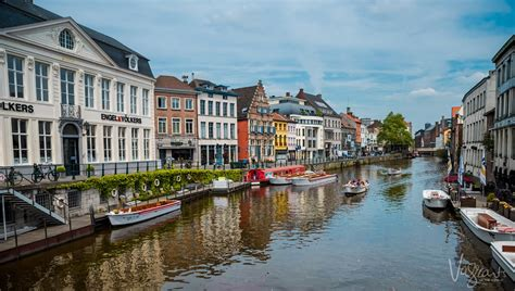 boat tour ghent 11 best things to do in ghent belgium vagrants of the