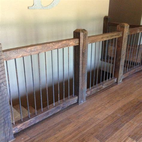 top 25 best indoor stair railing ideas on