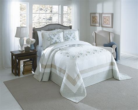sears bedspreads and comforters cannon odette bedspread home bed bath bedding