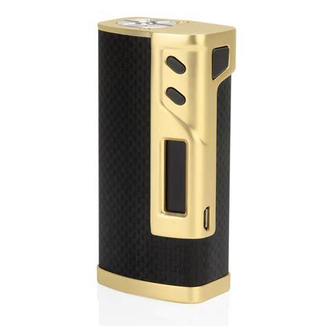Sigelei 213 Mod 213w Gold Authentic Vapor Vape authentic sigelei 213w tc vw variable wattage golden 18650