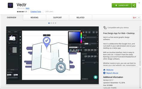 graphic novel layout software vectr free graphic design software launches on chromebook