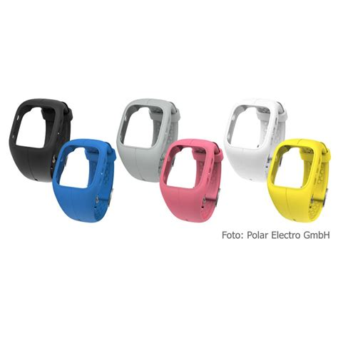 Polar A300 Wristband Yellow polar a300 wristband bike24