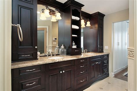 refinish custom bathroom cabinets home ideas collection