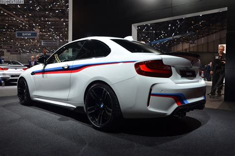 Bmw M2 Tieferlegen by Bmw M2 Tuning Premiere F 252 R M Performance Zubeh 246 R In Genf