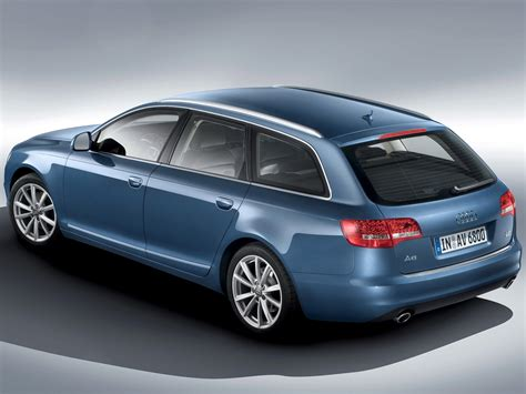 Audi A6 2 8 by Audi A6 2 8 Quattro Avant 4f C6 2008 11