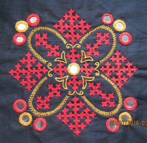 design works embroidery software my craft works kutch work motif and a cross stitch ta da