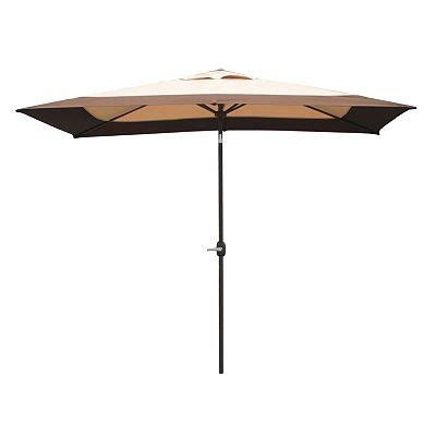 Kohls Patio Umbrella Patio Umbrella Kohls Rectangular Patio Umbrella